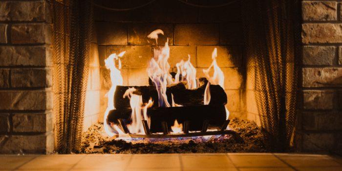 Beneficios de una chimenea de leña