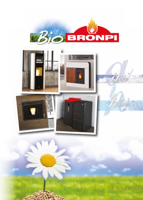 Portada catálogo BioBronpi 2018-2019