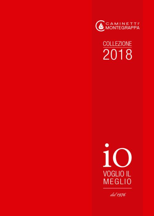 Portada catálogo Caminetti Montegrappa 2018