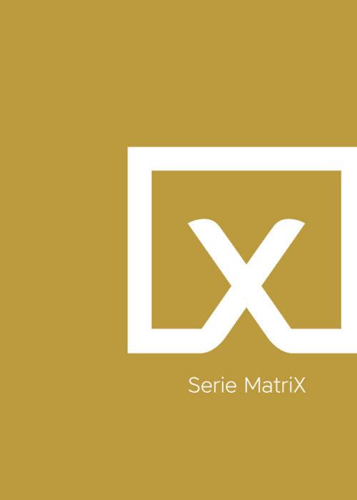 Portada del catálogo Faber Eléctrica Gas - serie MatriX 2018/2019
